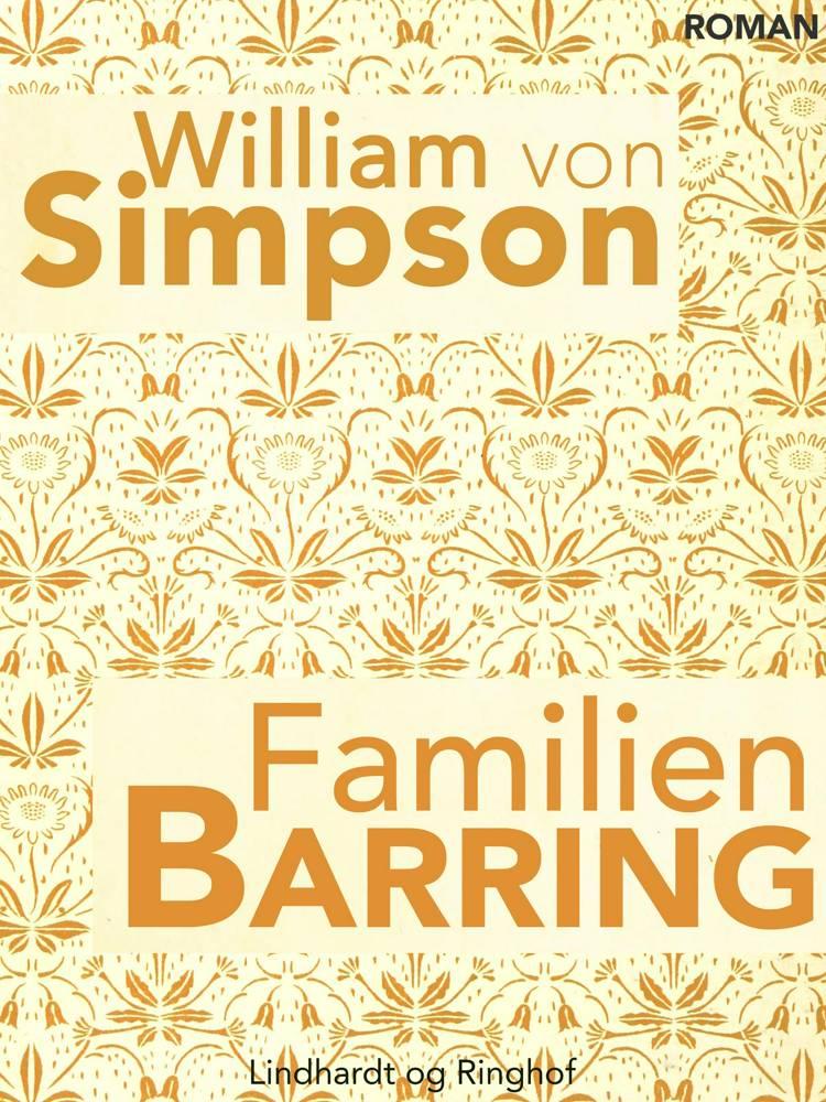 Familien Barring af William Von Simpson