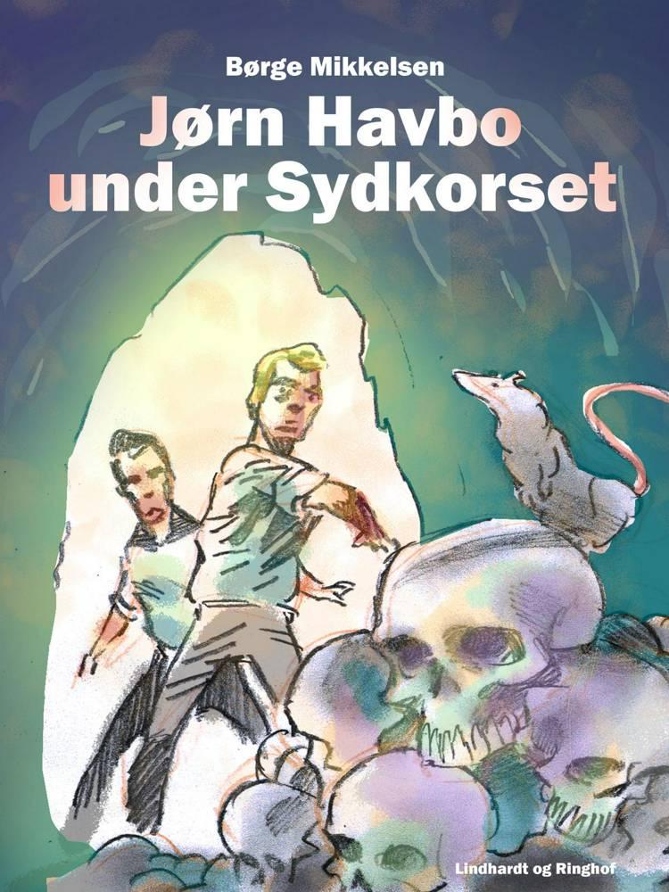 Jørn Havbo under Sydkorset af Børge Mikkelsen