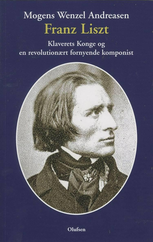 Franz Liszt af Mogens Wenzel Andreasen