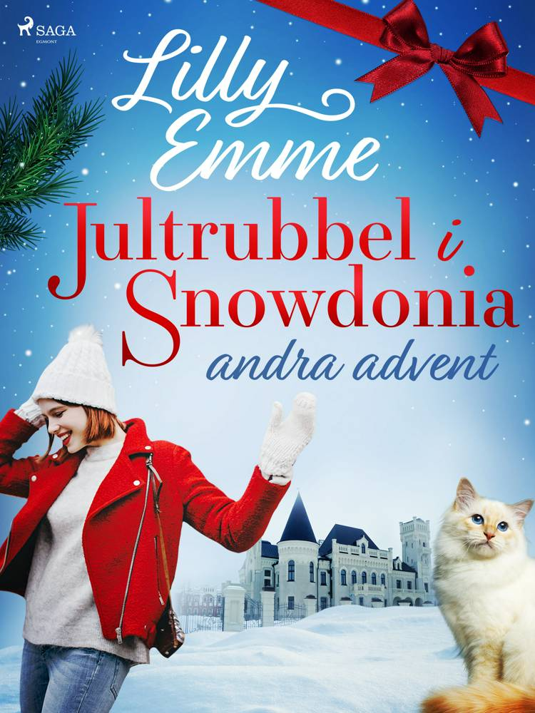 Jultrubbel i Snowdonia: andra advent af Lilly Emme