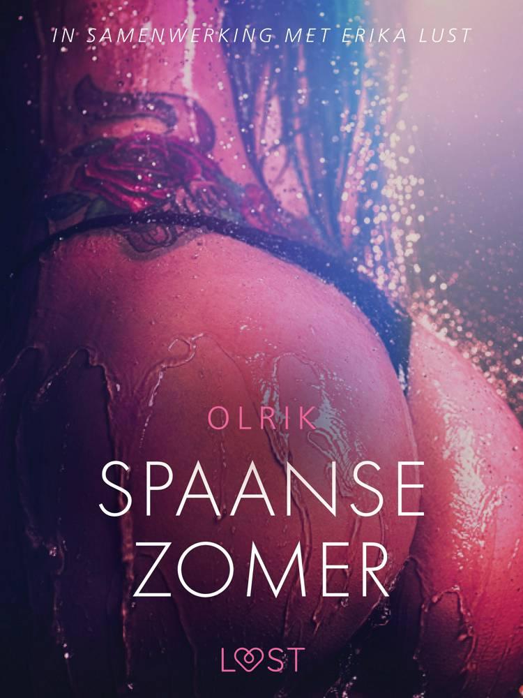 Spaanse zomer - erotisch verhaal af Olrik
