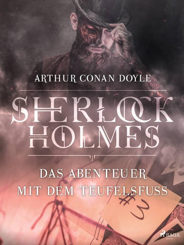 Das Abenteuer mit dem Teufelsfuß af Arthur Conan Doyle