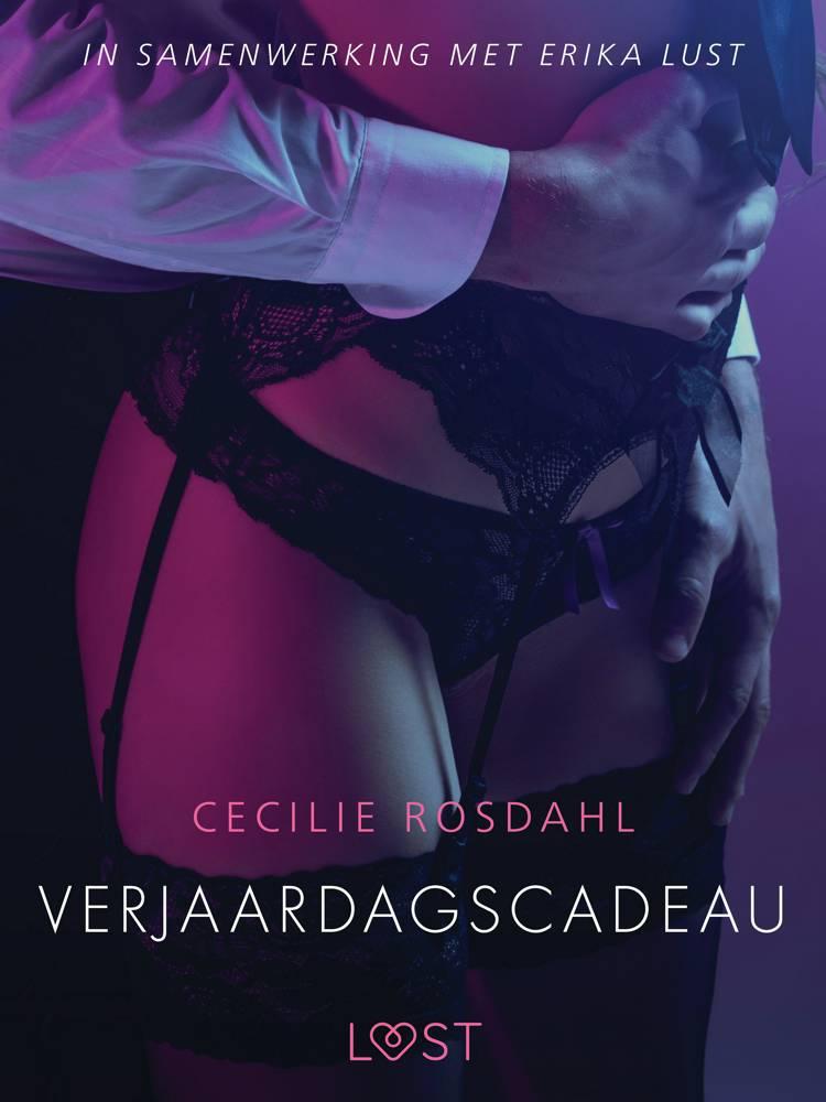 Verjaardagscadeau - erotisch verhaal af Cecilie Rosdahl