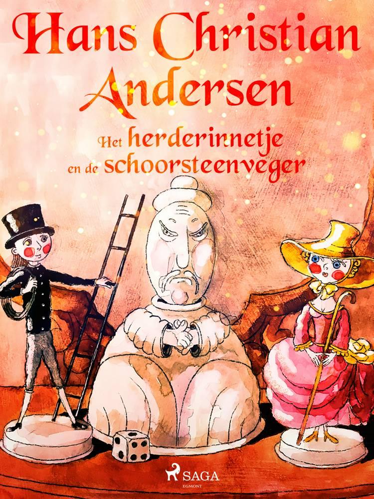 Het herderinnetje en de schoorsteenveger af H.C. Andersen