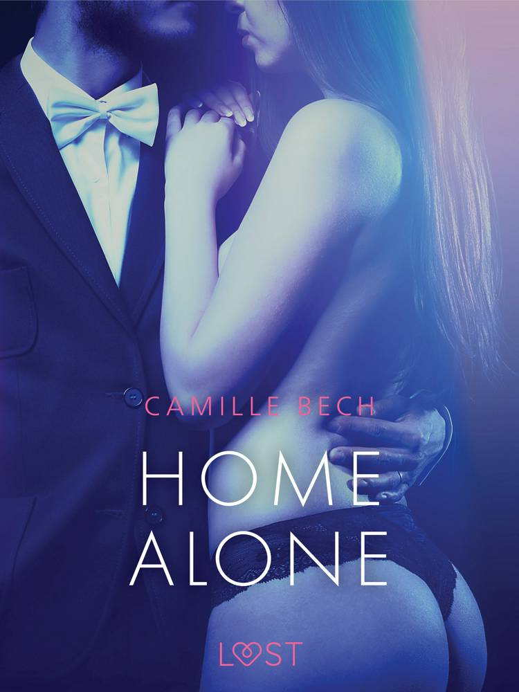 Home Alone - Erotic Short Story af Camille Bech