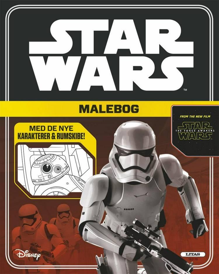 MALEBOG: STAR WARS VII ( kolli 6 )