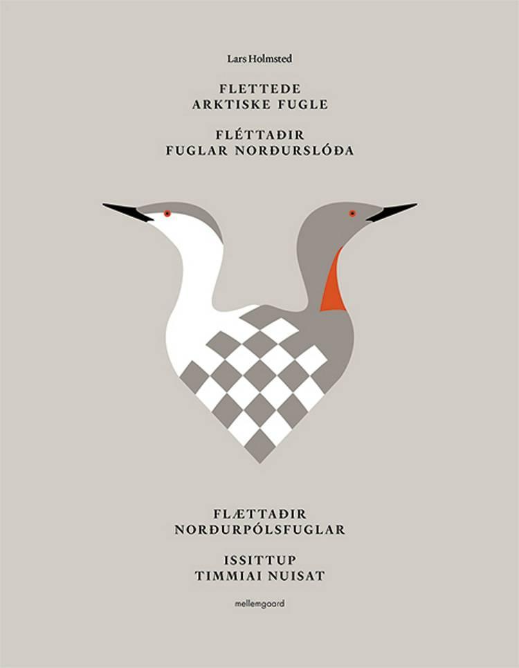 Flettede arktiske fugle af Lars Holmsted