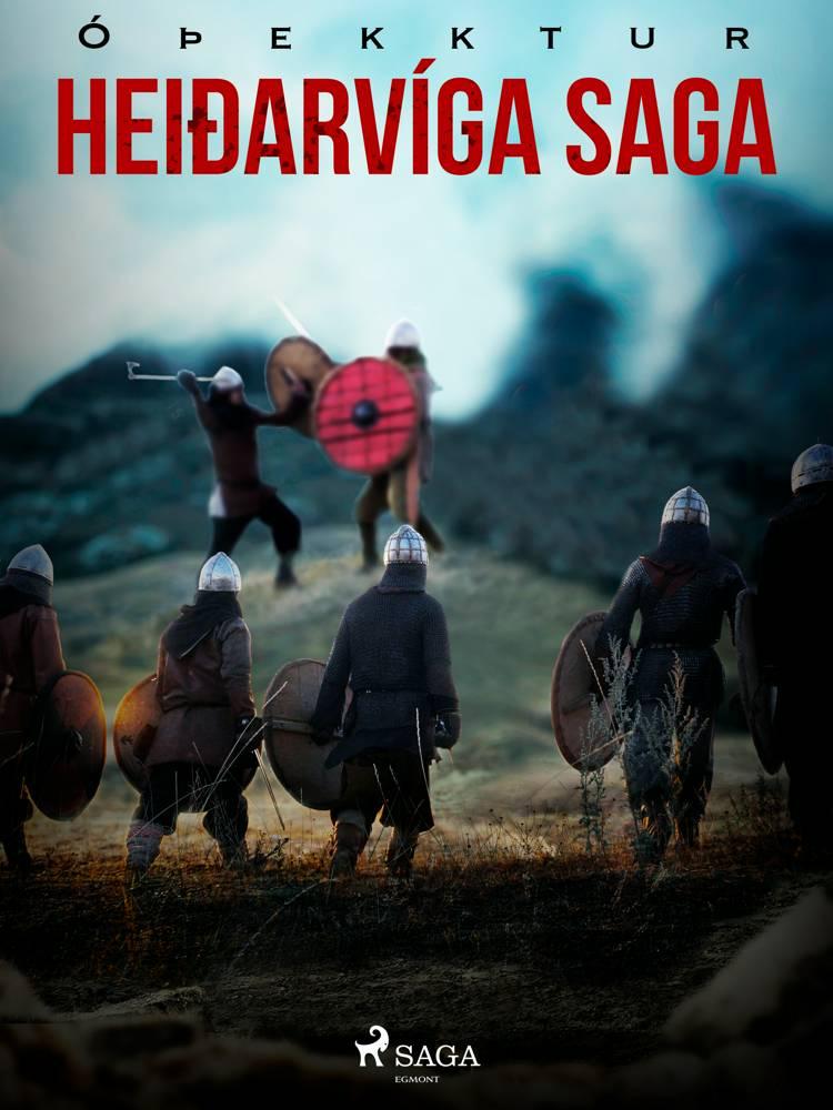 Heiðarvíga saga af Óþekktur