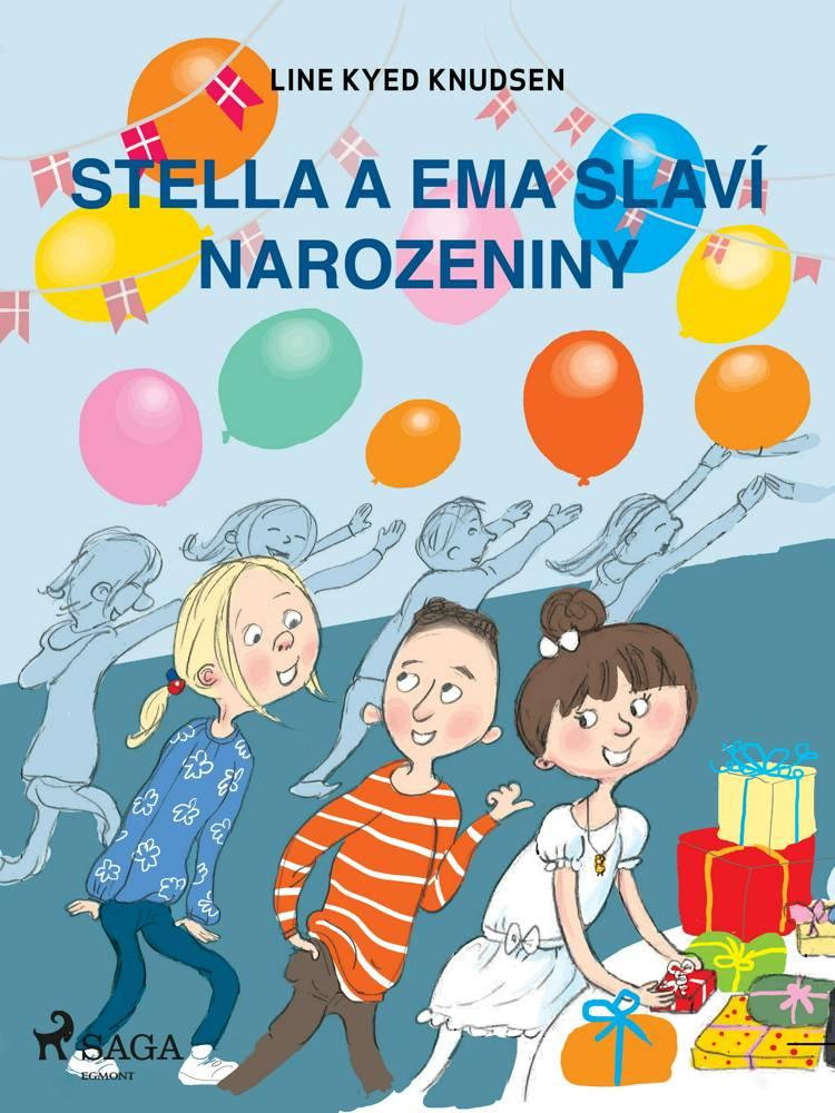 Stella a Ema slaví narozeniny af Line Kyed Knudsen