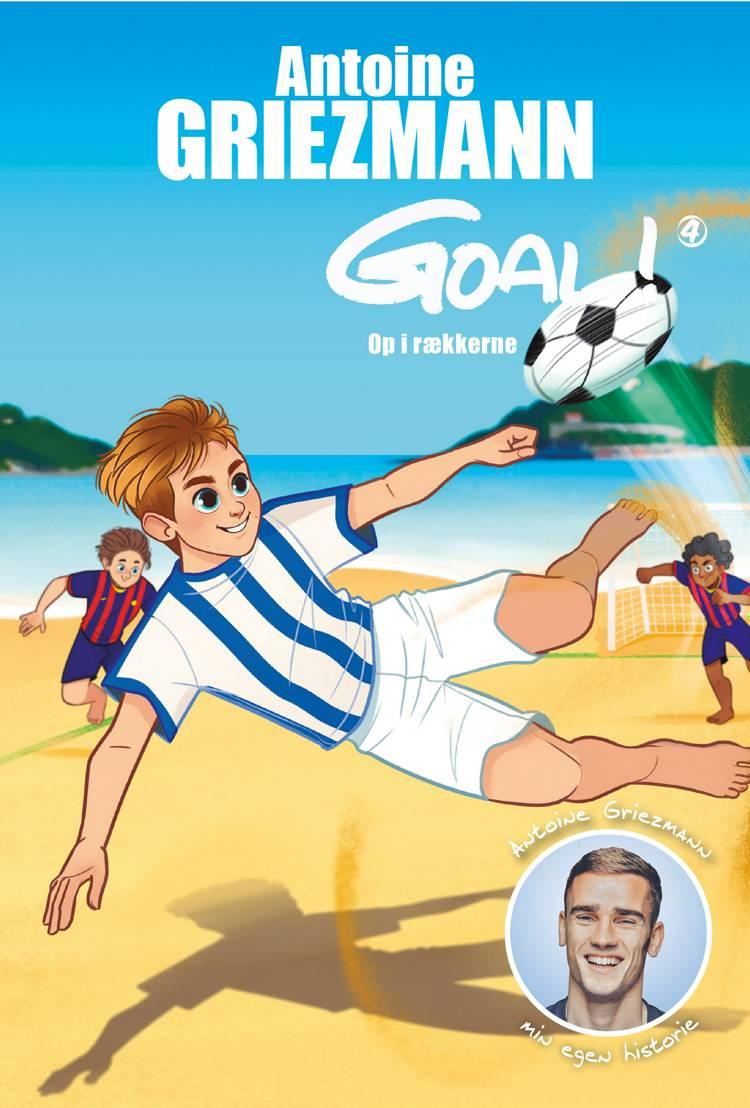 Goal 4 af Antoine Griezmann