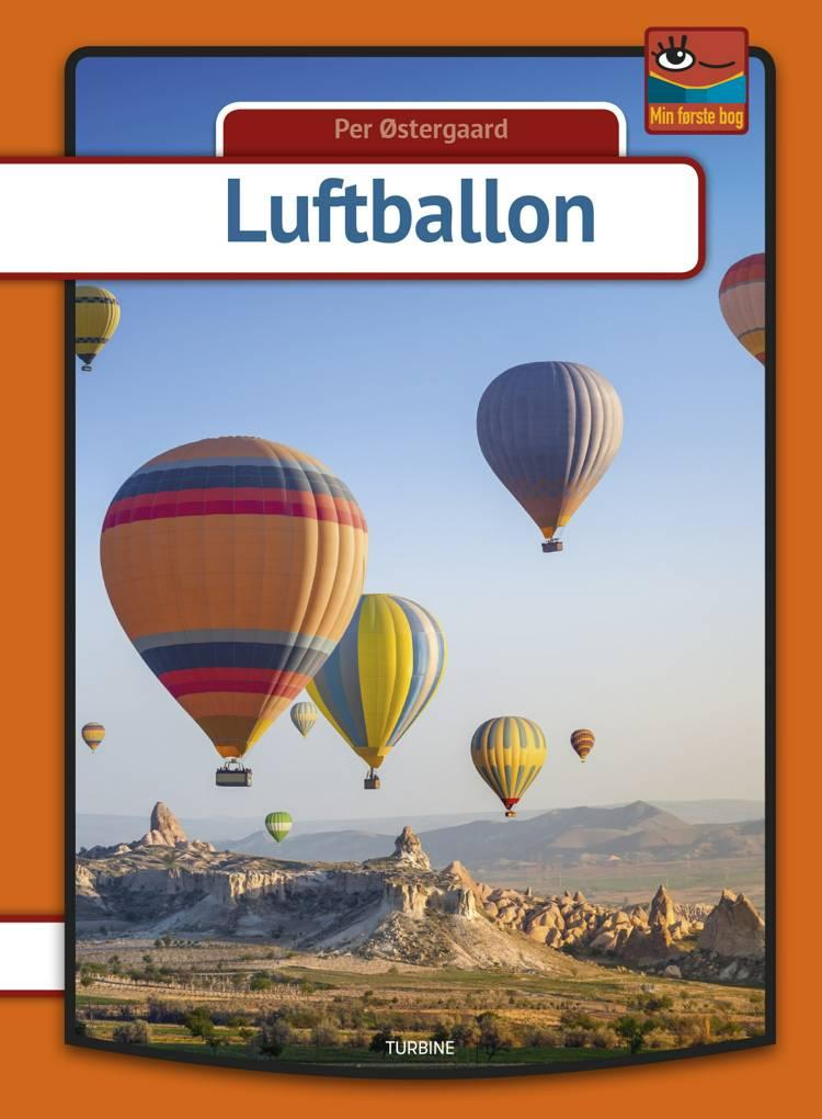 Luftballon af Per Østergaard
