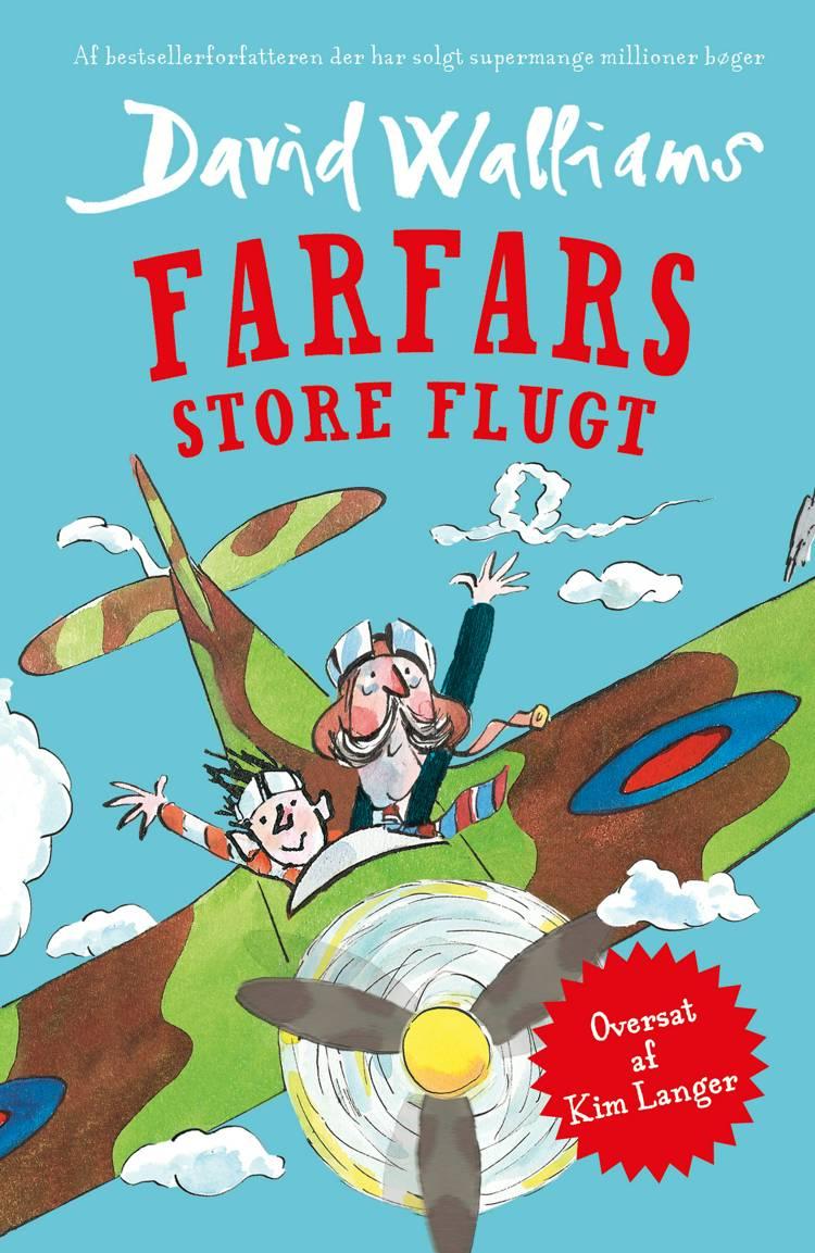 Farfars store flugt af David Walliams