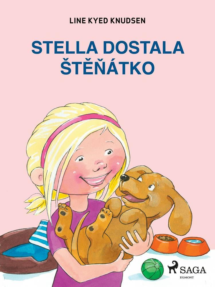 Stella dostala štěňátko af Line Kyed Knudsen
