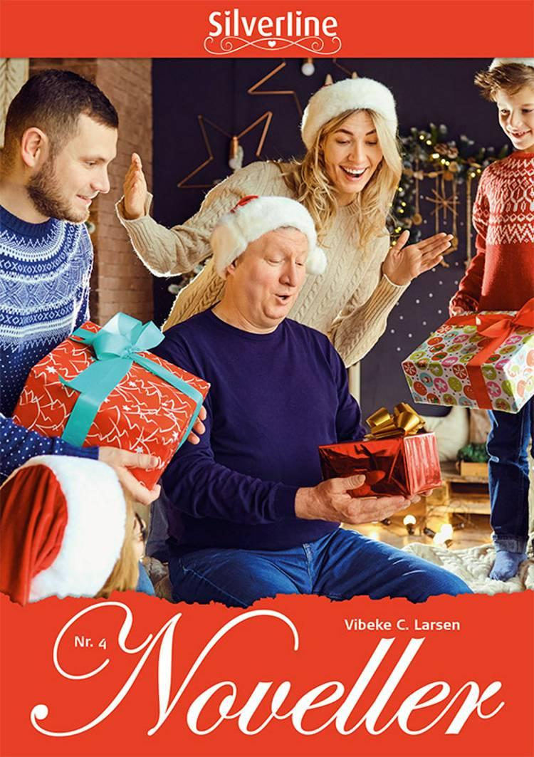 Noveller jul af Vibeke C. Larsen