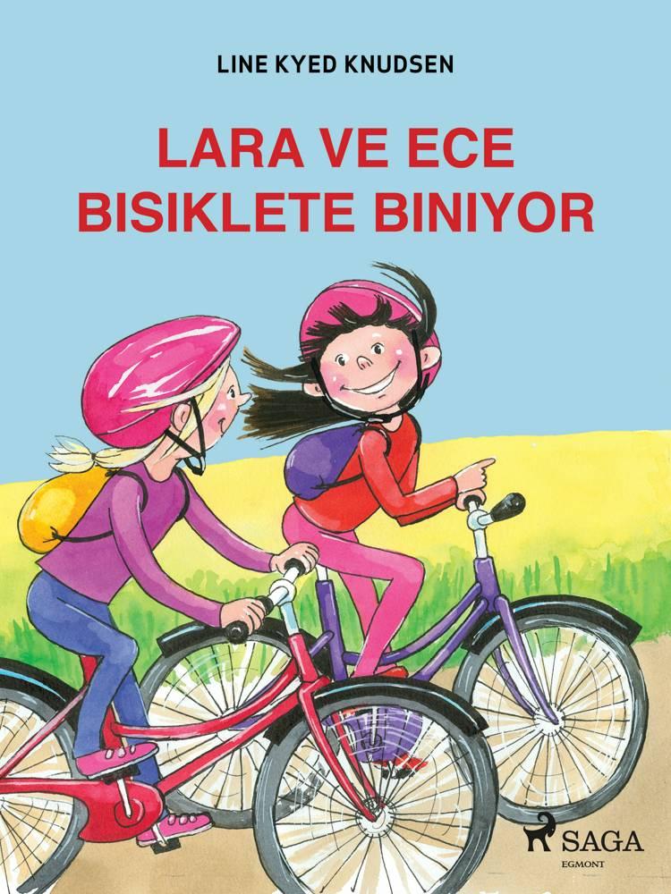Lara ve Ece Bisiklete Biniyor af Line Kyed Knudsen