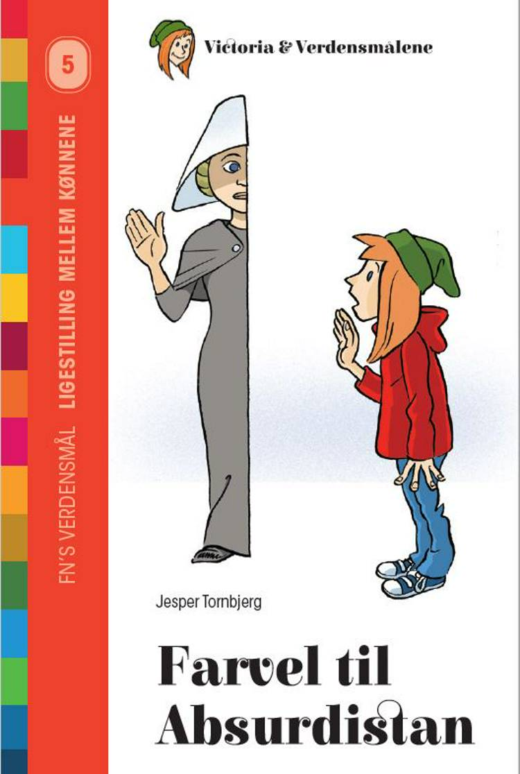 Farvel til Absurdistan af Jesper Tornbjerg