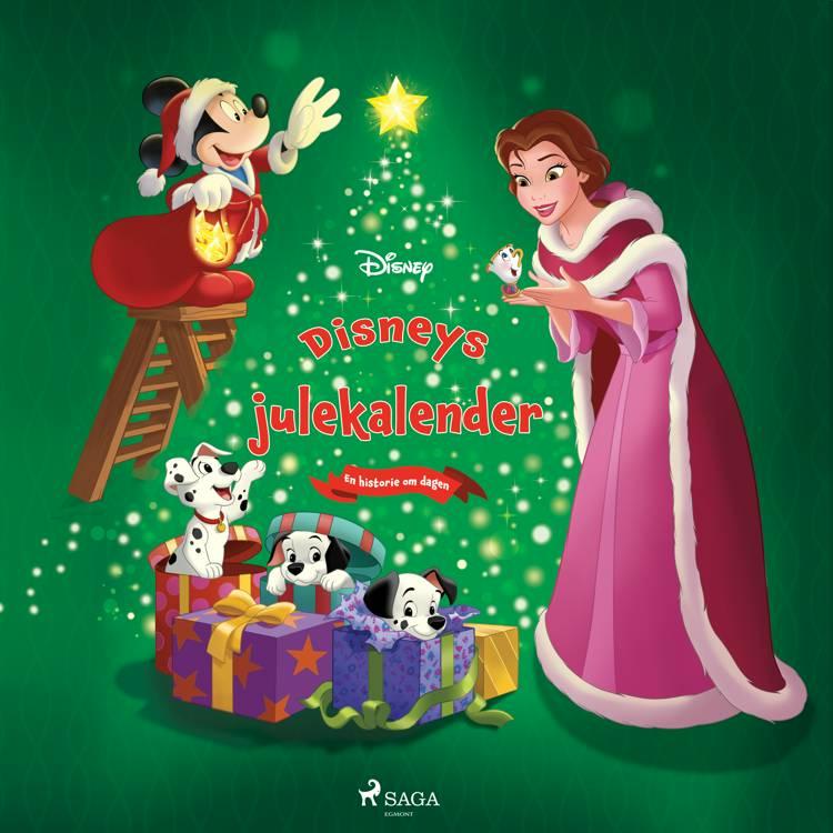 Disneys julekalender - 25 vidunderlige julehistorier af Disney