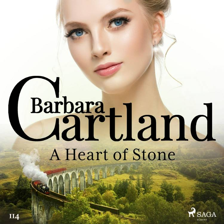 A Heart of Stone (Barbara Cartland's Pink Collection 114) af Barbara Cartland