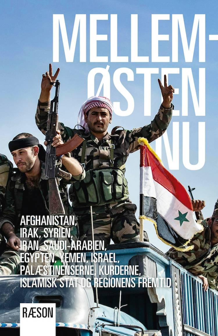 Mellemøsten Nu af Lars Erslev Andersen, Rolf Holmboe og Tore Refslund Hamming m.fl.