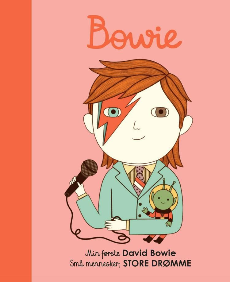 Min første David Bowie af Maria Isabel Sanchez Vegara