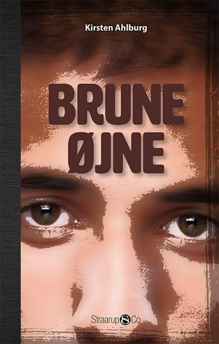 Brune øjne af Kirsten Ahlburg