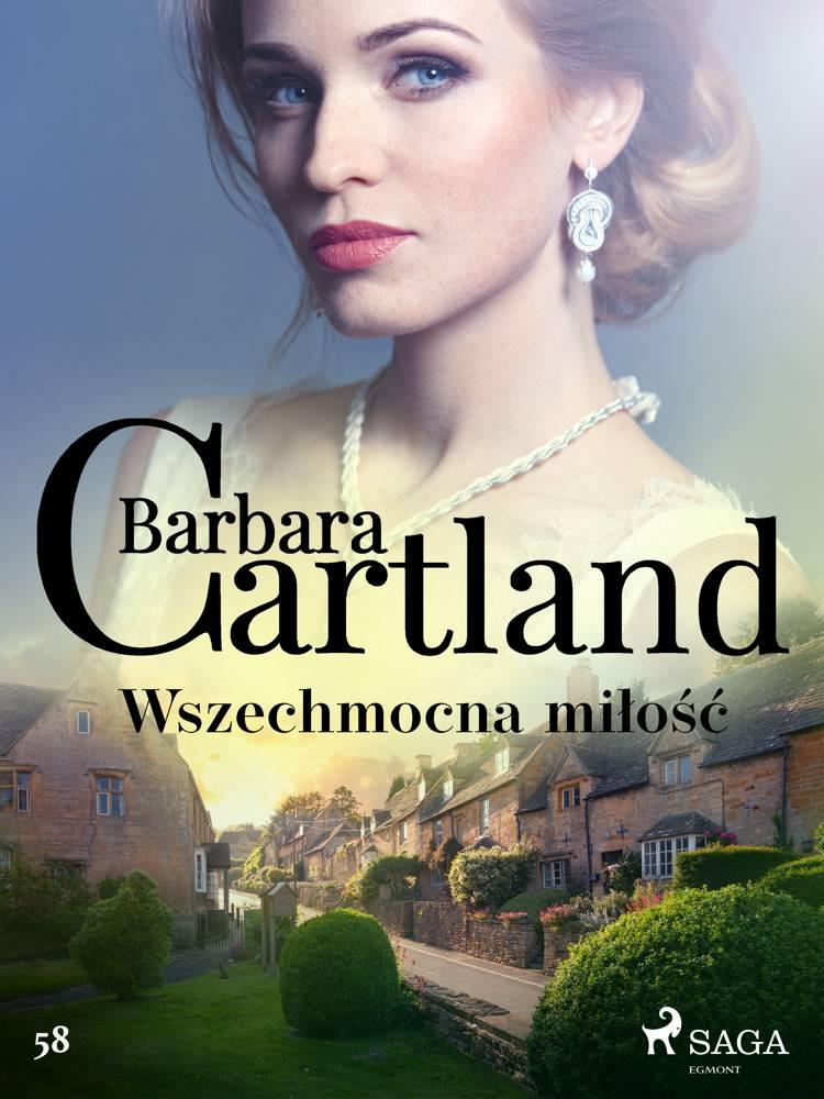Wszechmocna miłość - Ponadczasowe historie miłosne Barbary Cartland af Barbara Cartland