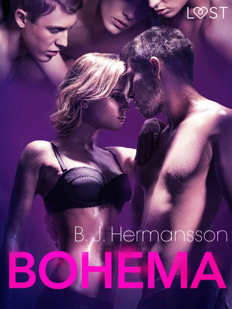 Bohema - opowiadanie erotyczne af B. J. Hermansson