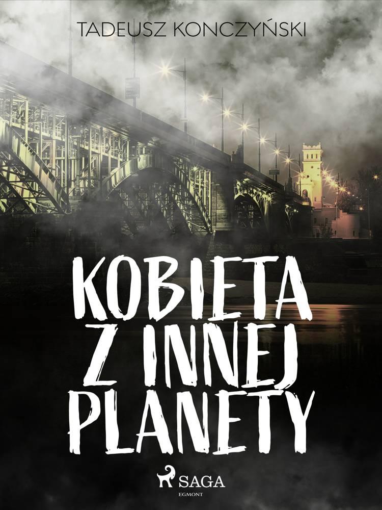 Kobieta z innej planety af Tadeusz Konczyński