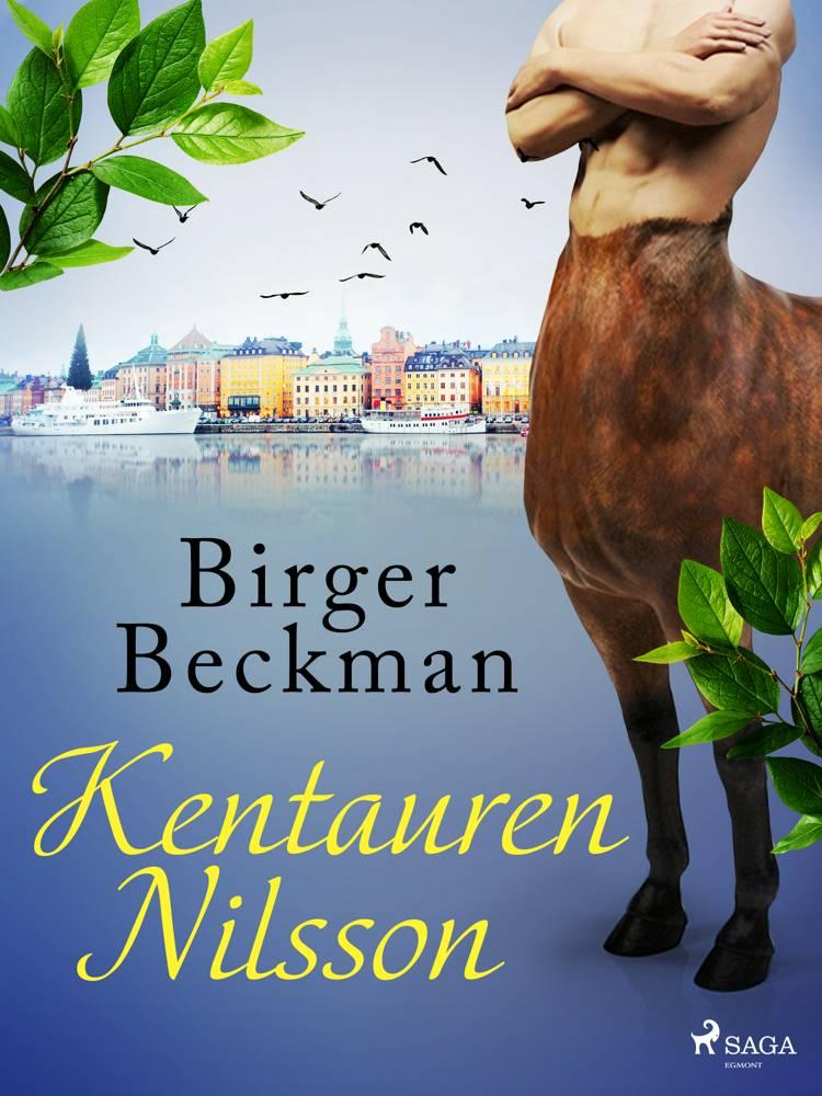 Kentauren Nilsson af Birger Beckman