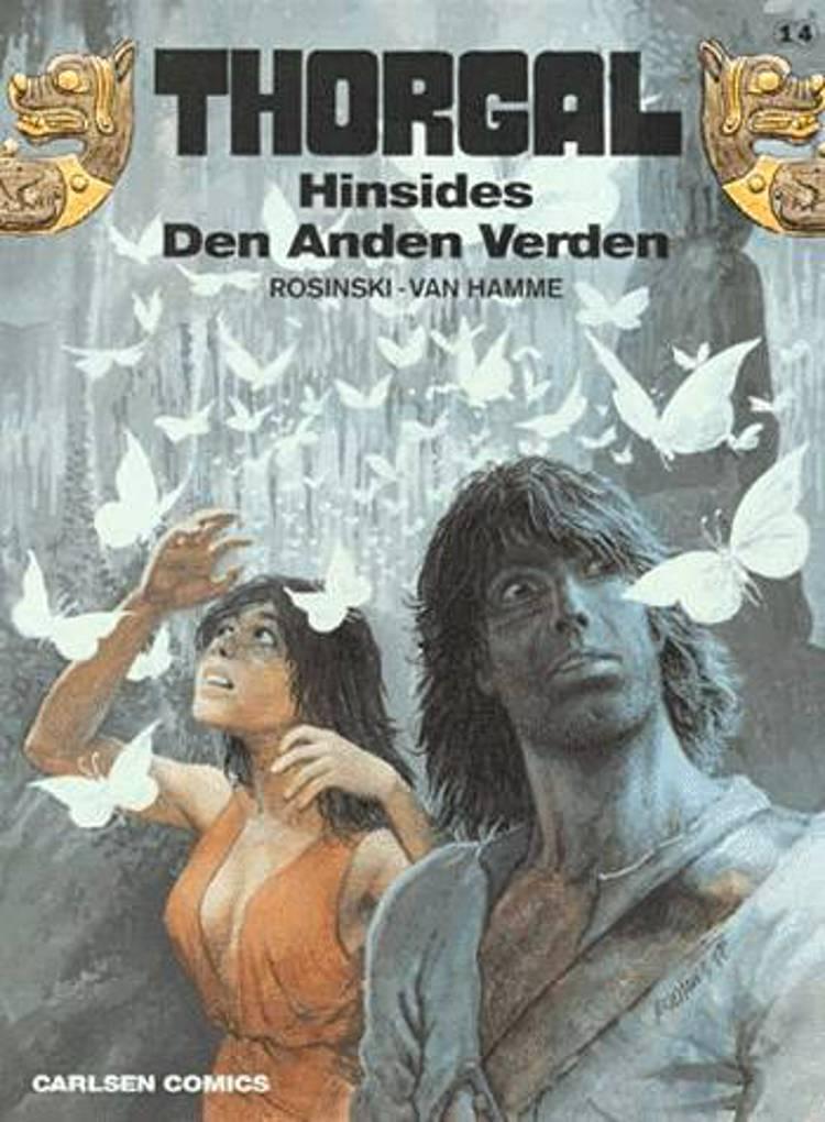 Hinsides Den Anden Verden af Jean van Hamme