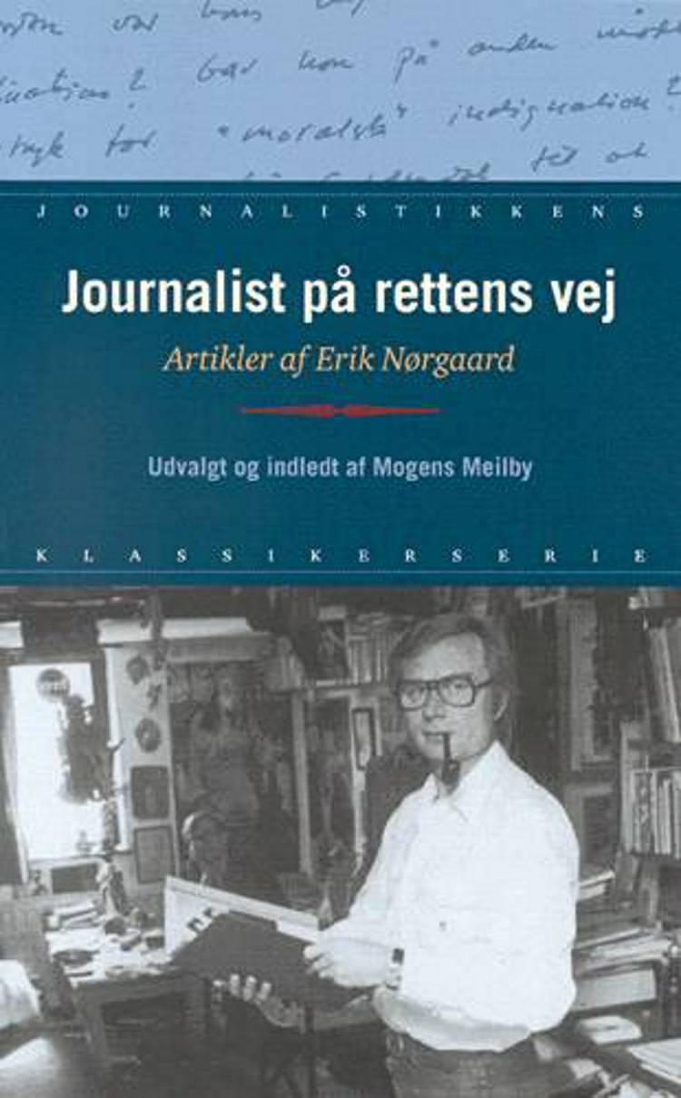 Journalist på rettens vej af Erik Nørgaard