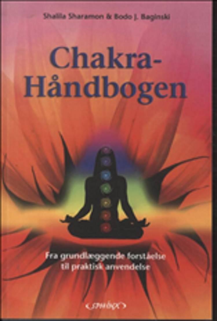 Chakra håndbogen af Shalila Sharamon og Bodo J. Baginski