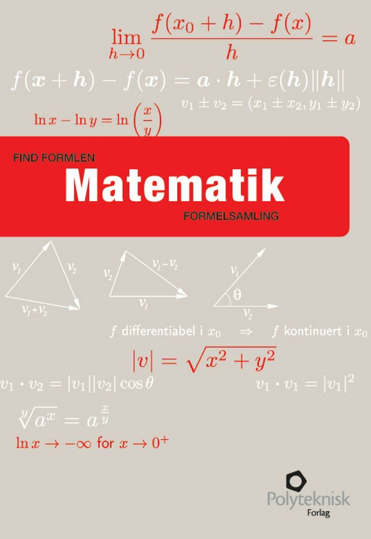 Find formlen - matematik