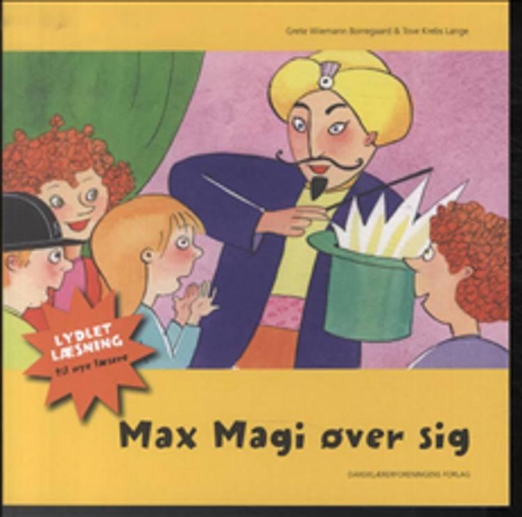 Max Magi øver sig af Grete Wiemann Borregaard og Tove Krebs Lange