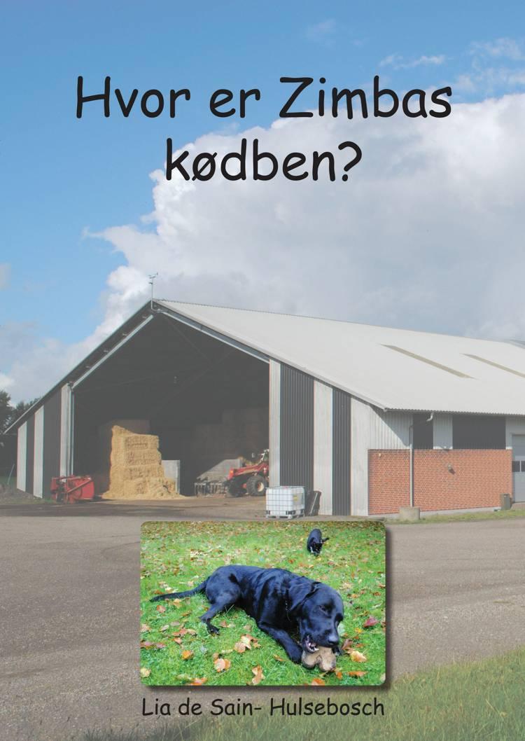 Hvor er Zimbas kødben? af Lia de Sain-Hulsebosch