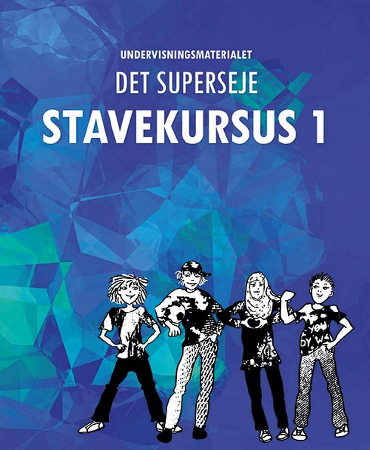 Det superseje stavekursus 1 af Erik Vierø Hansen