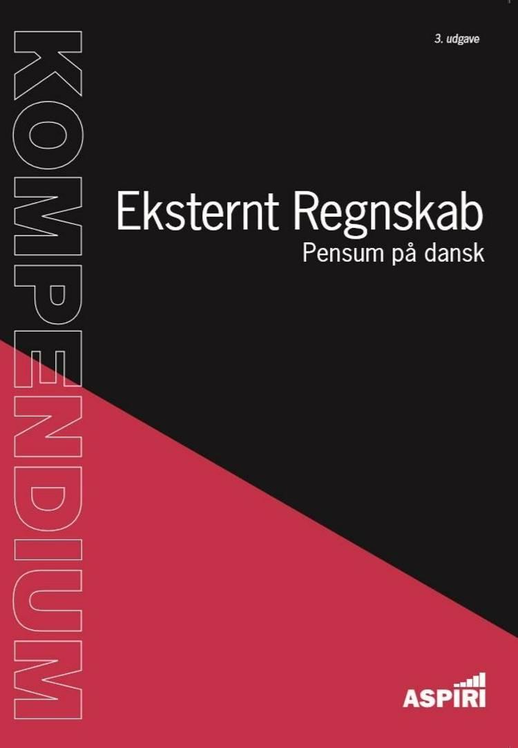 Kompendium i Eksternt Regnskab af Bo Foged og Jannik Zeuthen