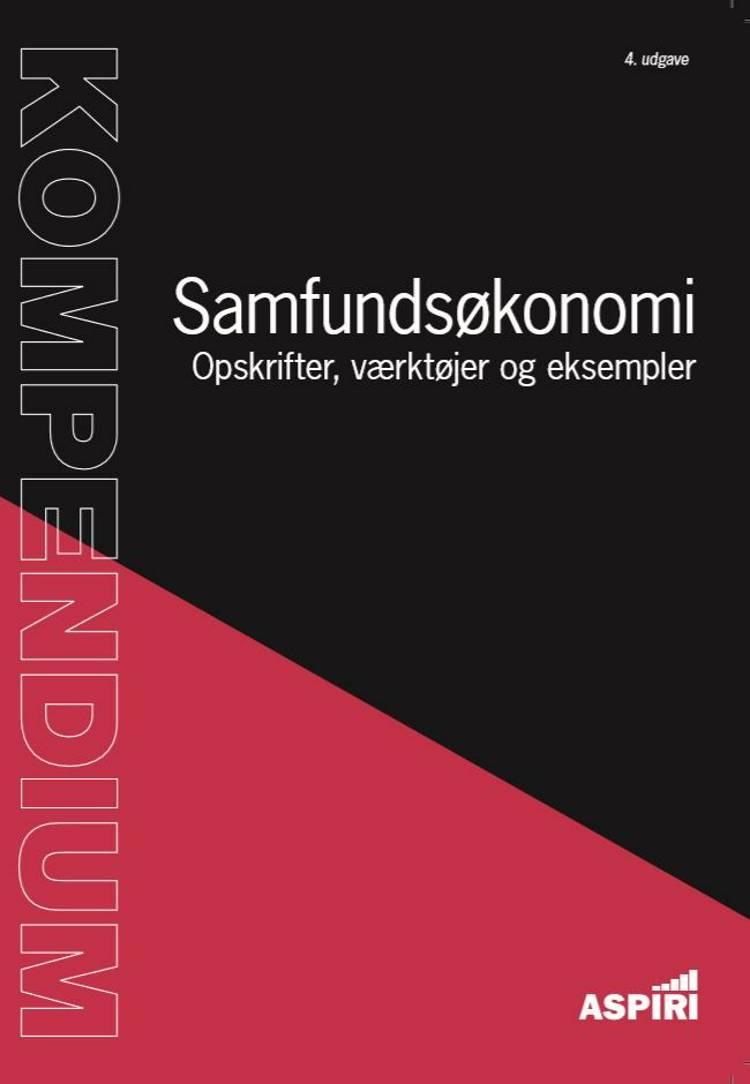 Kompendium i Samfundsøkonomi af Michael Andersen