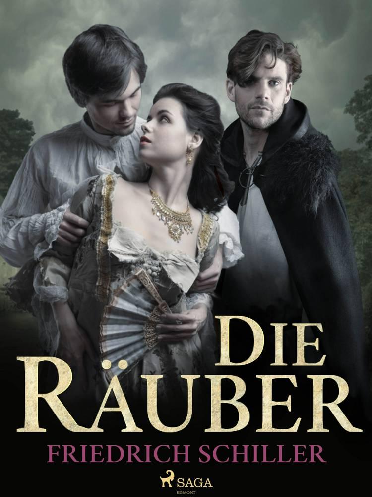 Die Räuber af Friedrich Schiller