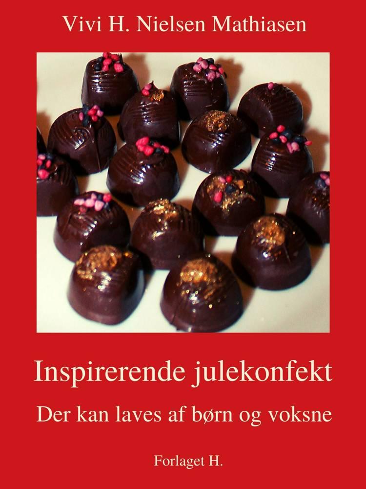 Inspirerende julekonfekt af Vivi H. Nielsen Mathiasen