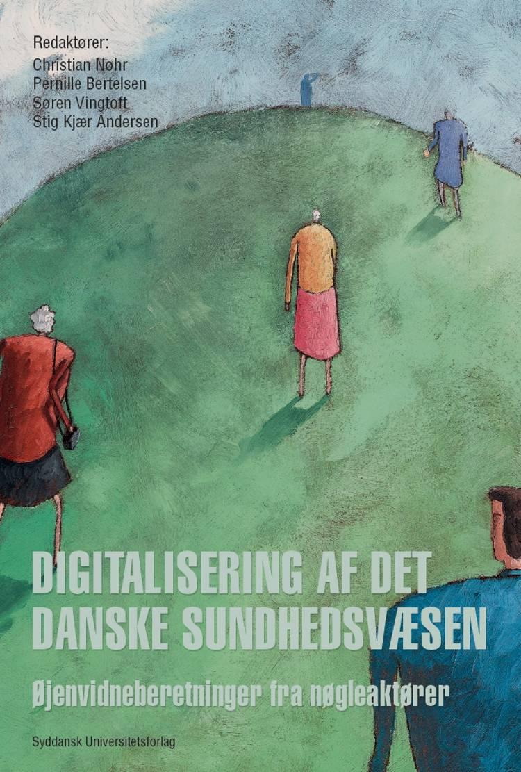 Digitalisering af det danske sundhedsvæsen