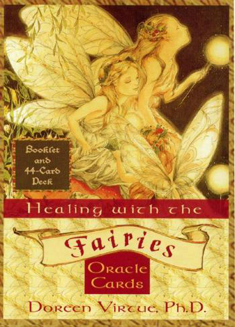 Healing with the Fairies af Doreen Virtue