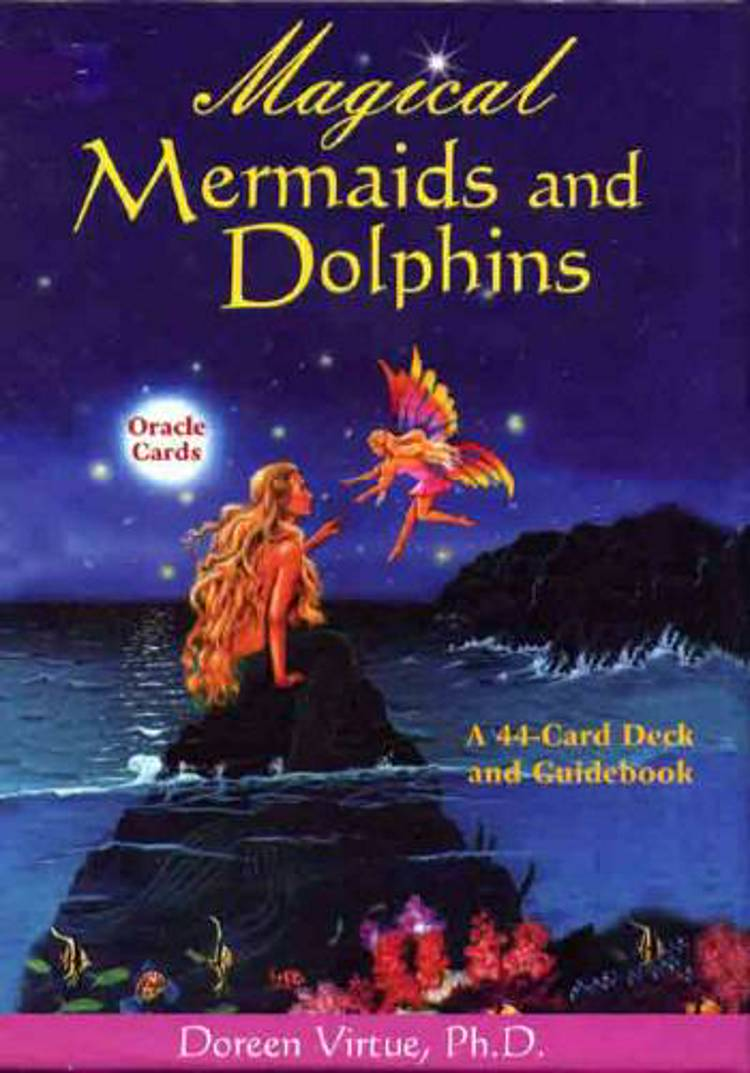 Magical Mermaids and Dolphins af Doreen Virtue