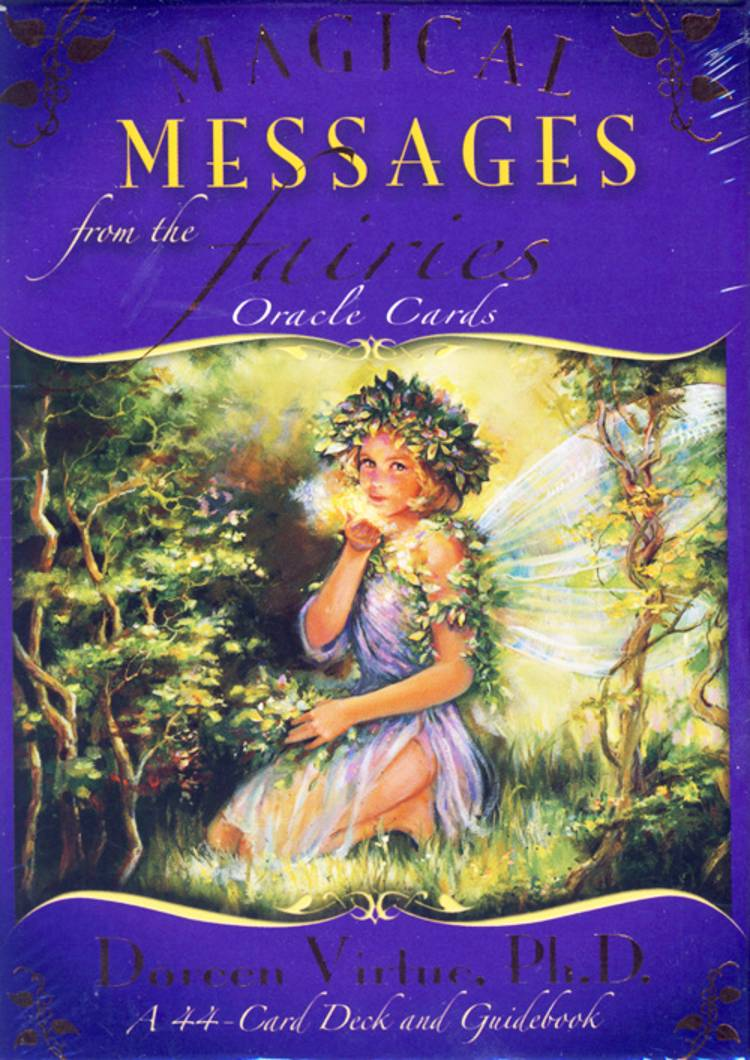 Magical Messages from the Faires Oracle Cards af Doreen Virtue