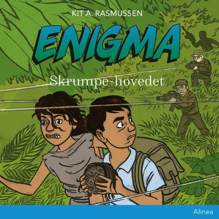 Enigma - Skrumpe-hovedet af Kit A. Rasmussen