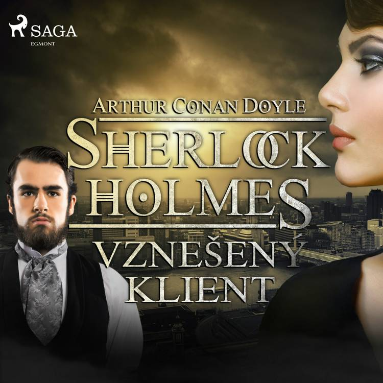 Vznešený klient af Arthur Conan Doyle