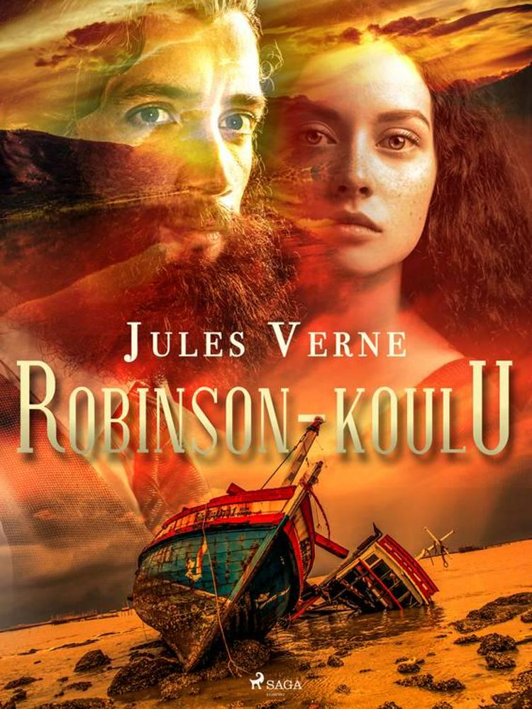 Robinson-koulu af Jules Verne