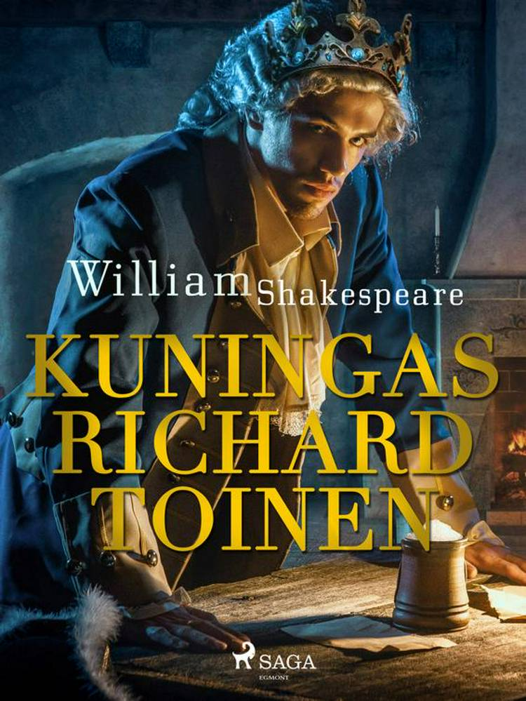 Kuningas Richard Toinen af William Shakespeare