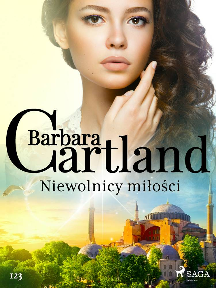 Niewolnicy miłości - Ponadczasowe historie miłosne Barbary Cartland af Barbara Cartland