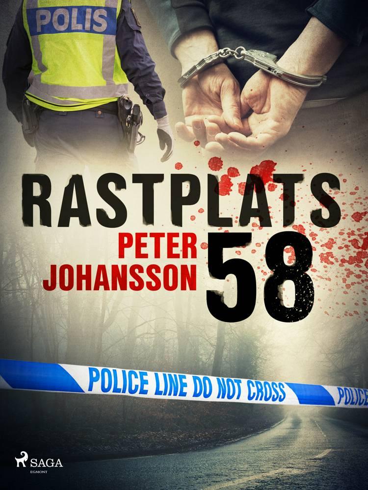 Rastplats 58 af Peter Johansson